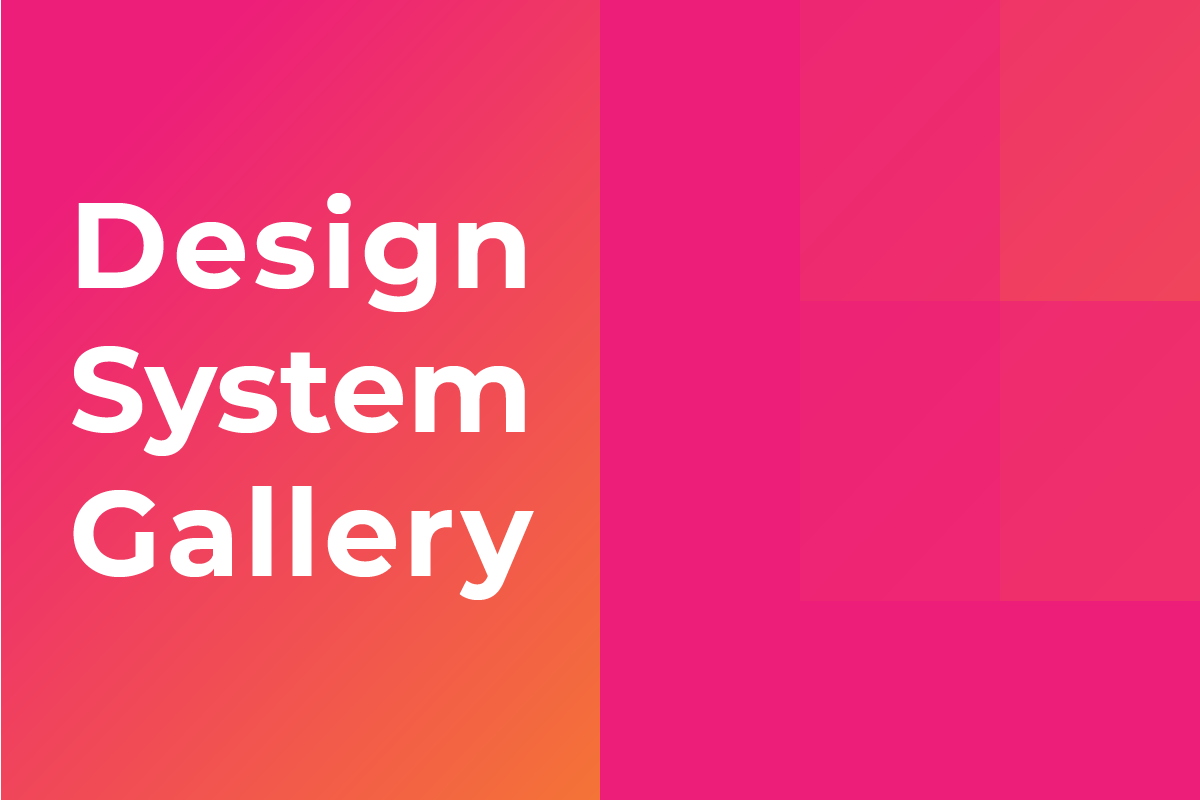 Design System Gallery - Design Systems
